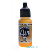 Model Air 17ml. 002-Yellow