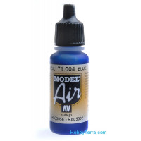 Model Air 17ml. 4-Blue