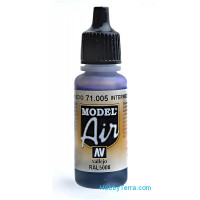 Model Air 17ml. 005-Intermediate blue