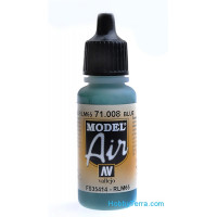 Model Air 17ml. 008-Blue RLM65