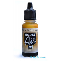 Model Air 17ml. 012-Dark green