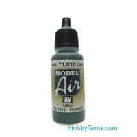 Model Air 17ml. 018-Camouflage black green