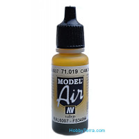 Model Air 17ml. 019-Camouflage dark green