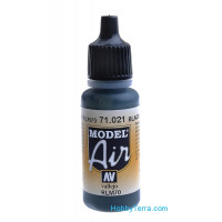 Model Air 17ml. 021-Black green