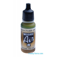 Model Air 17ml.  025-Dark yellow