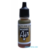 Model Air 17ml. 026-US flat brown