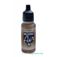 Model Air 17ml. 027-Light brown