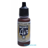 Model Air 17ml. 038-Camouflage medium brown