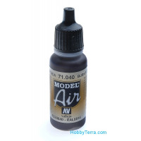 Model Air 17ml. 040-Burnt umber