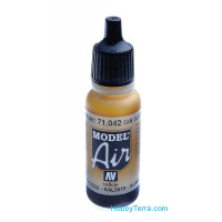 Model Air 17ml. 042-Camouflage black brown
