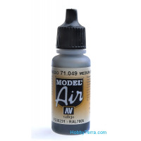Model Air 17ml. 049-Medium sea grey