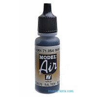 Model Air 17ml. 054-Dark grey blue