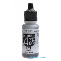Model Air 17ml. 062-Aluminium