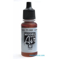 Model Air 17ml. 068-Copper