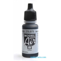 Model Air 17ml. Black (Metallic)