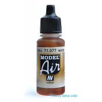 Model Air 17ml. 077-Wood
