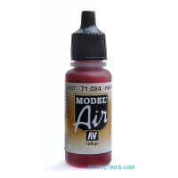 Model Air 17ml. 084-Fire red