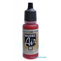 Model Air 17ml. 085-Italian red