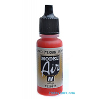 Model Air 17ml. 086-Light red