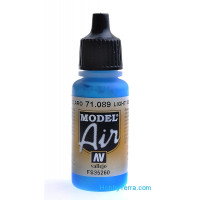 Model Air 17ml. 089-Light sea blue