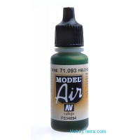 Model Air 17ml. 093-Field green