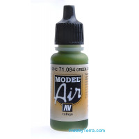 Model Air 17ml. 094-Green zinc chromate