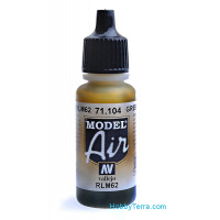 Model Air 17ml. 104-Green RLM 62