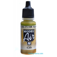 Model Air 17ml. 106-Yellow lazure RLM 05
