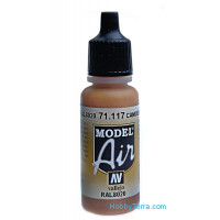 Model Air 17ml. 117-Camouflage brown RAL8020