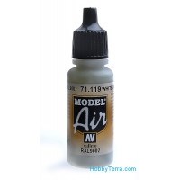 Model Air 17ml. 119-White grey RAL9002