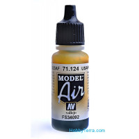 Model Air 17ml. USAF Green