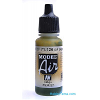 Model Air 17ml. 126-IDF green