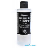 Model airbrush Thinner, 200ml