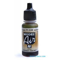 Model Air 17ml. 249-Nato Brown