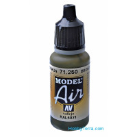 Model Air 17ml. Bronze green