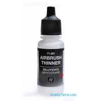 Airbrush thinner, 17ml