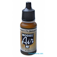 Model Air 17ml. Brown violet RLM 81