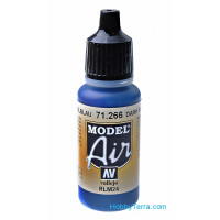 Model Air 17ml. Dark blue RLM24