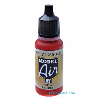 Model Air 17ml. Red