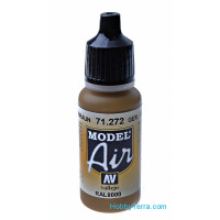 Model Air 17ml. German green brown