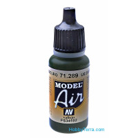 Model Air 17ml. US Dark green