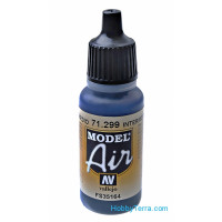 Model Air 17ml. Intermediate blue