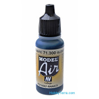 Model Air 17ml. Glossy sea blue