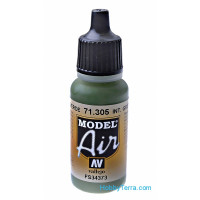 Model Air 17ml. Interior grey green