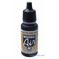 Model Air 17ml. N41 Dark olive drab