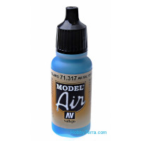 Model Air 17ml. AII SV. Gol light blue