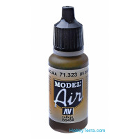 Model Air 17ml. BS Dark earth
