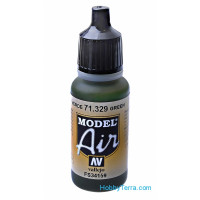Model Air 17ml. Green