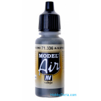 Model Air 17ml. A-14 Steel Grey