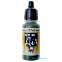 Model Air 17ml. Green Grey